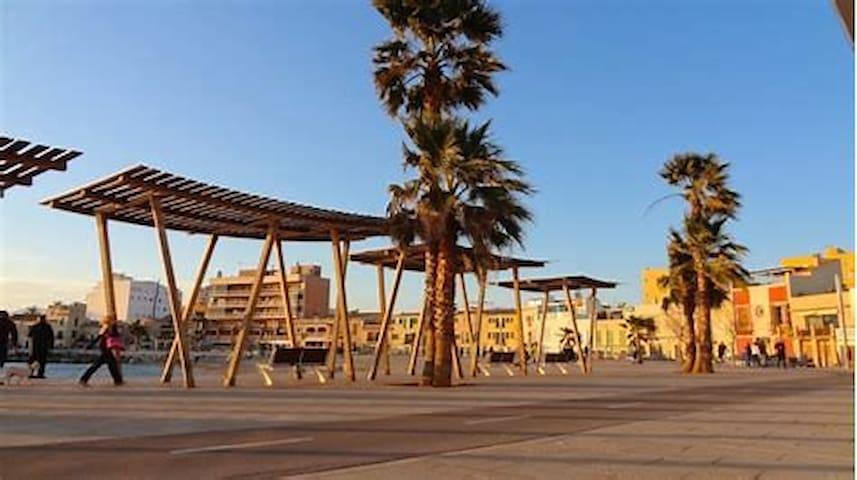 Palma de Mallorca - Portixol -