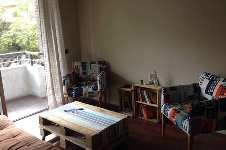 Habitación con excelente ubicación en Providencia - Providencia - Apartment