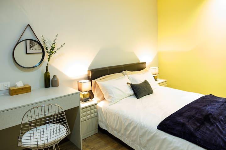 Standard Room 3 @ Weld Quay Georgetown (No Window)