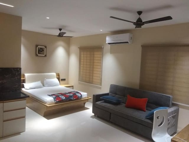 Serviced Apartment in Indore
