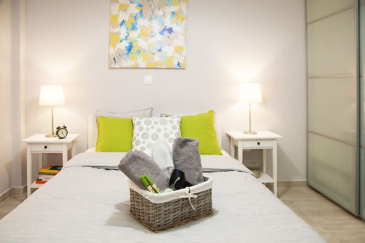 Cozy Studio - Omnia Pagrati Apartments