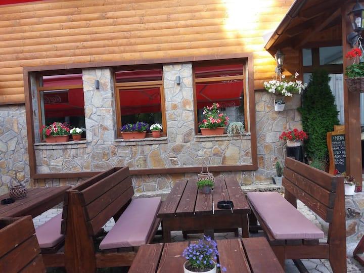 Campari Mavrovo Ski center Zare Lazarevski