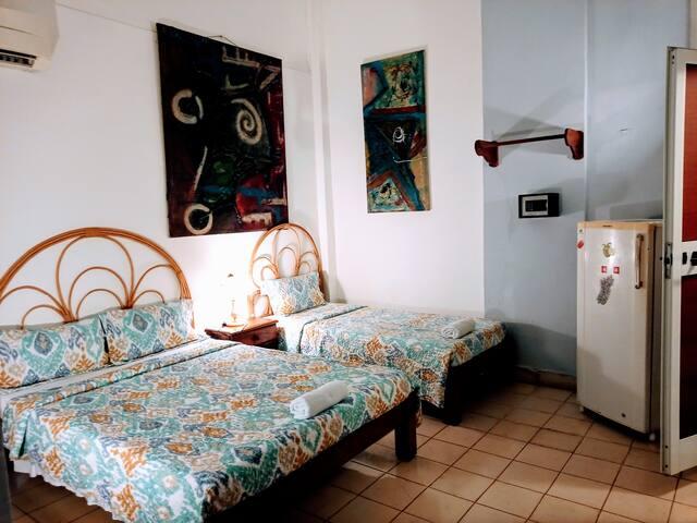 Habana Electra&David Habitación Privada #3
