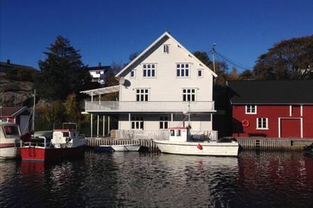 Olsahuset Bømlo - Marina Duplex - Bømlo - Ház