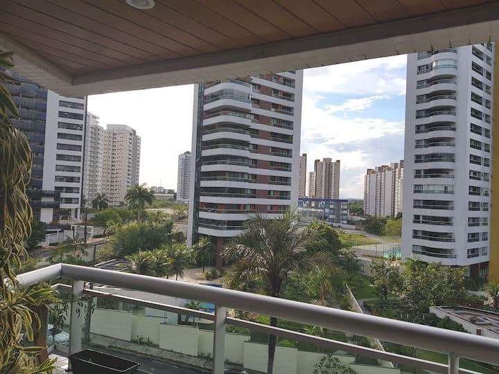 Quarto/Suíte Alto padrão aconchegante em Manaus