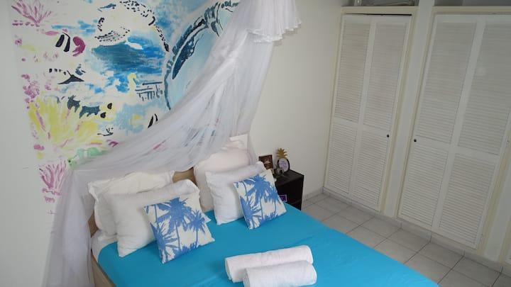 Nice room in Marie-Galante