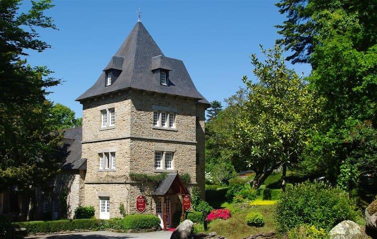 Villa kertalg - Moëlan-sur-Mer - Aamiaismajoitus