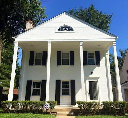 The White House Luxury Bunker