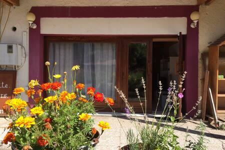 Appart de charme centre village - Ancelle  - Apartment