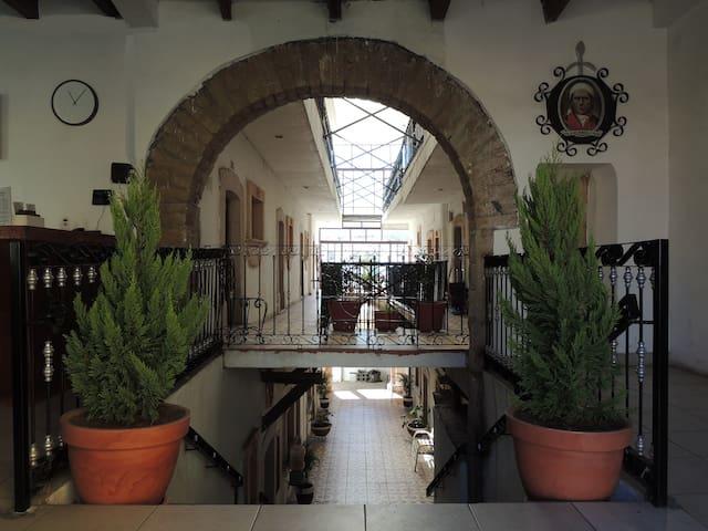 Habitación Mexicana.