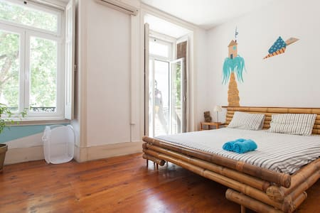 Endless Summer Room @ Surfgasm Central Guest House - Lisboa - Wohnung