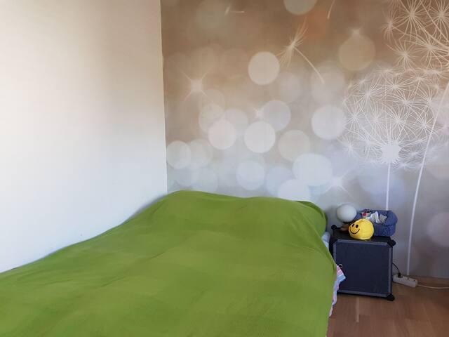 Schönes Zimmer im Einfamilienhaus