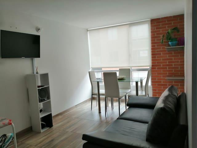Apartamento Norte de Bogotá