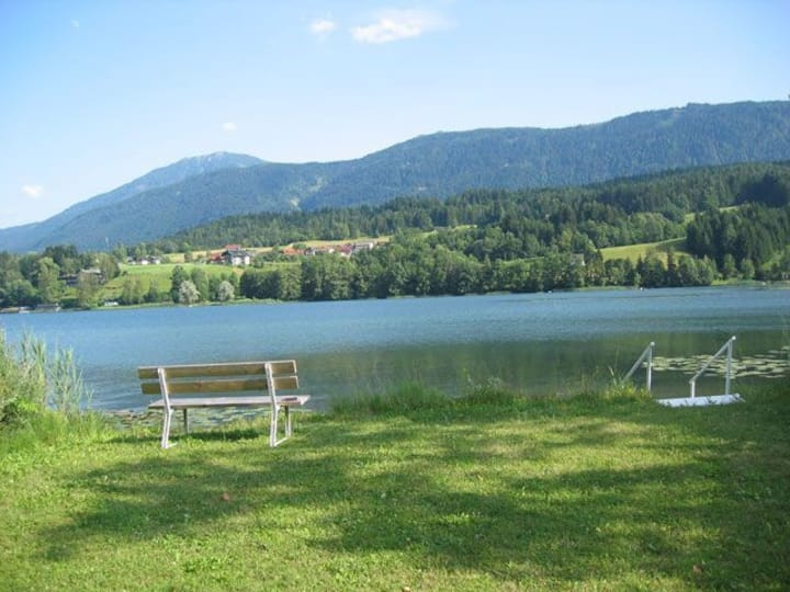 Lake House Presseggersee