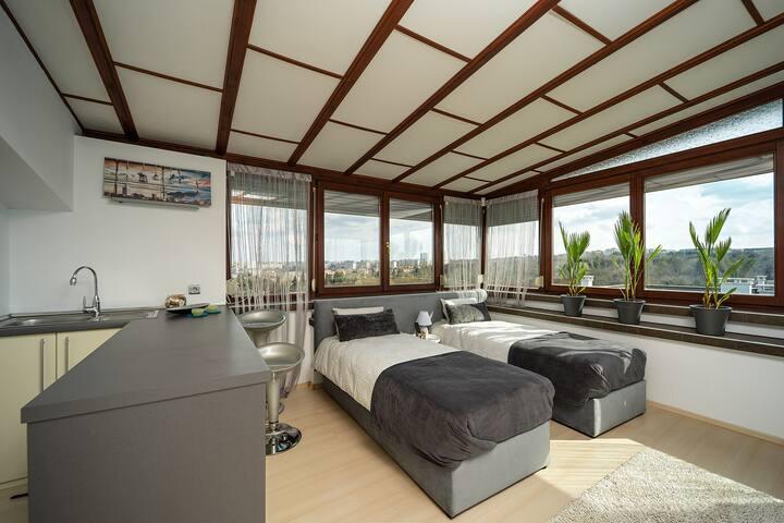 Апартамент Панорама