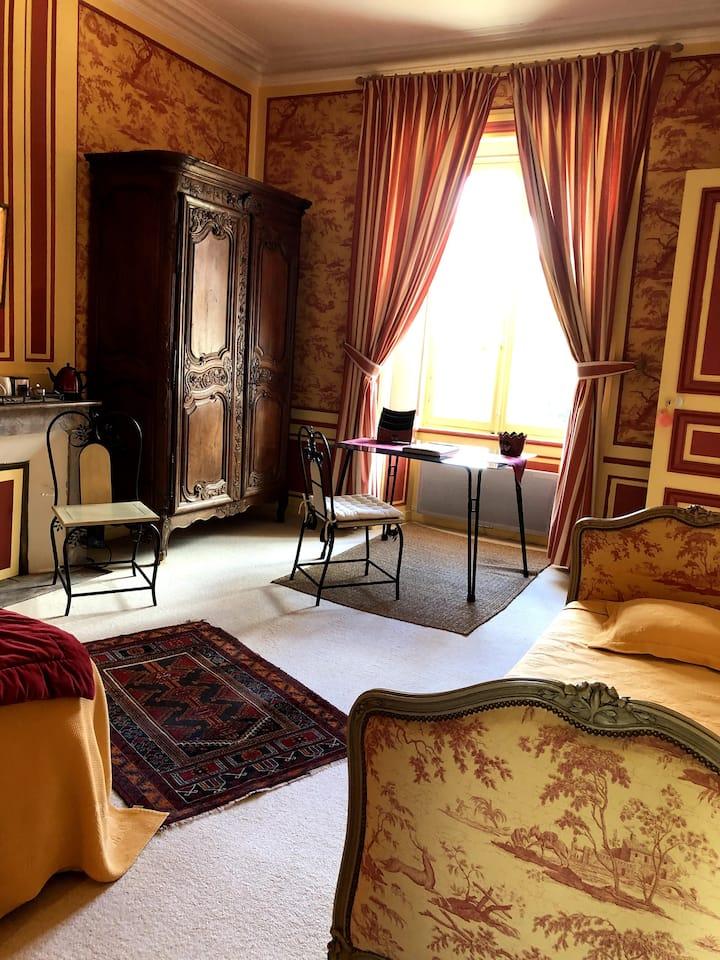 Manoir de Roz Maria - Chambre Surcouf