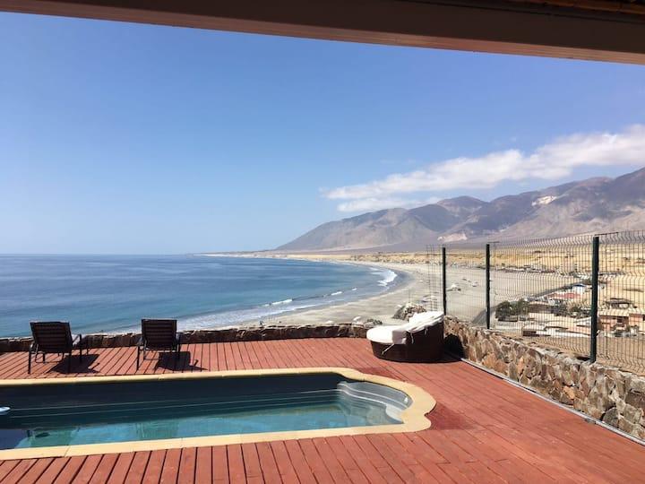 Casa playa Hornito, Antofagasta