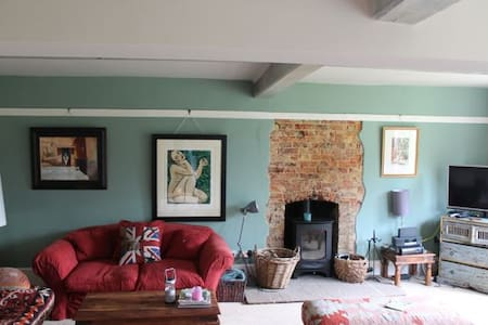 Lovely Character Country House in Ardingly Village - Ardingly
