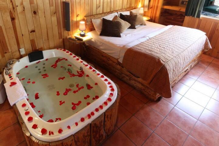 Cabaña Suite Cabañas El Estribo Hotel