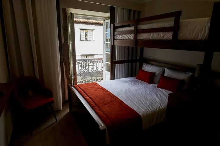 Memória Hostel - Duplo - Álamo Oliveira