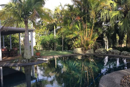 Twin Figs Country Retreat - Bangalow - Apartament