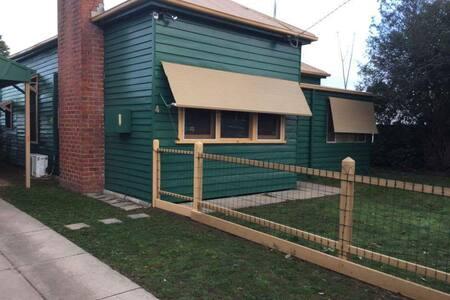 Heritage green rental Benall - Benalla - Haus