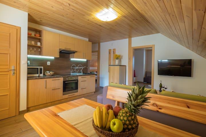 Apartment #3 Kongen - Jasná Lúčky