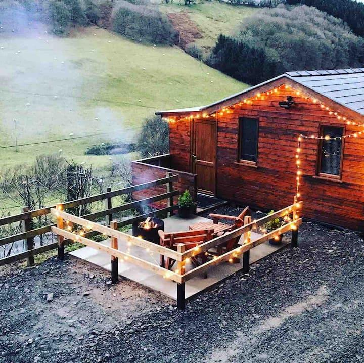 Cabin Pren , Darowen , Machynlleth