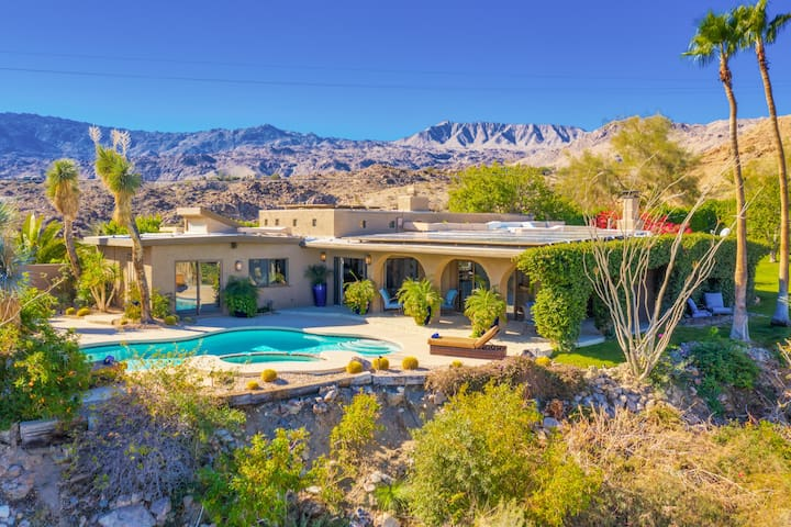 """New Listing! Valley-View """"Cliff House"""" w/Pool, Spa"""