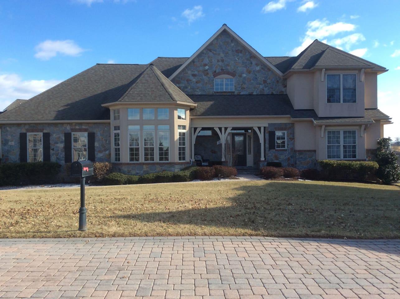 Lovely Estate Home