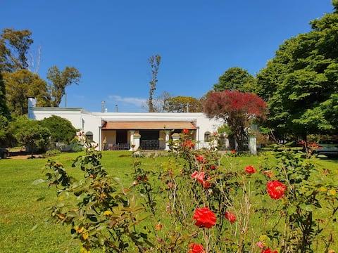 Casa de campo - relax y naturaleza