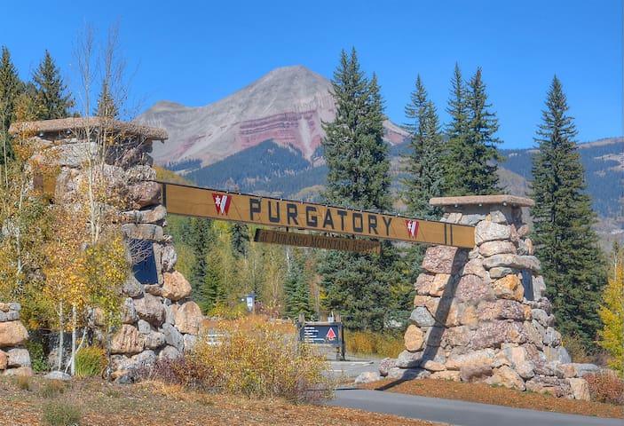 Purgatory Resort in Durango Colorado