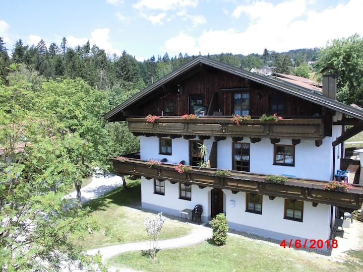 Ferienwohnung bei Passau Pool Sauna