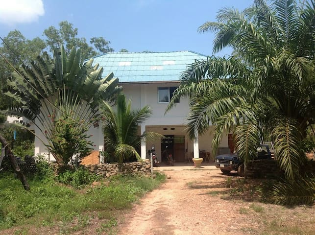 2 Room Flat + Scooter - Koh Jum - Departamento