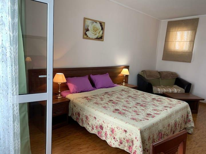 Квартира в Сочи на побережье Черного моря