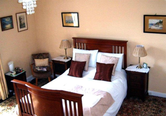Large Double Room , en suite. Hillowton - Castle Douglas - Pensió