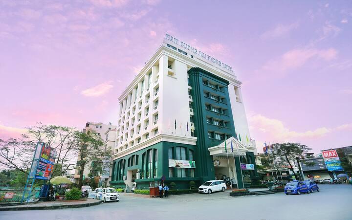 Luxury 4 stars Hotel in Haiphong city's center