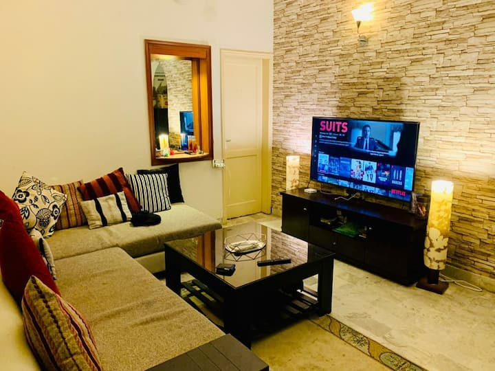 Hillside Furnished Appartment for Guests