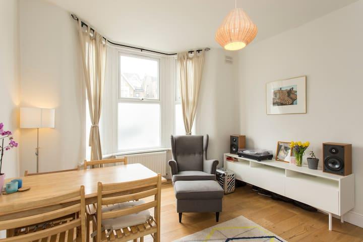 Lovely room, East London
