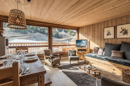 Lovely apartment in Courchevel Village - サン ボン タロンテーズ - アパート