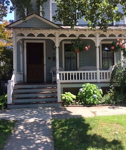 Walking Distance to Downtown in Historical Home!