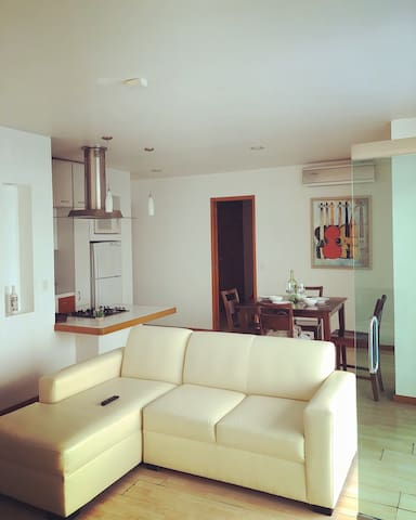 Apartamento moderno increibles vistas