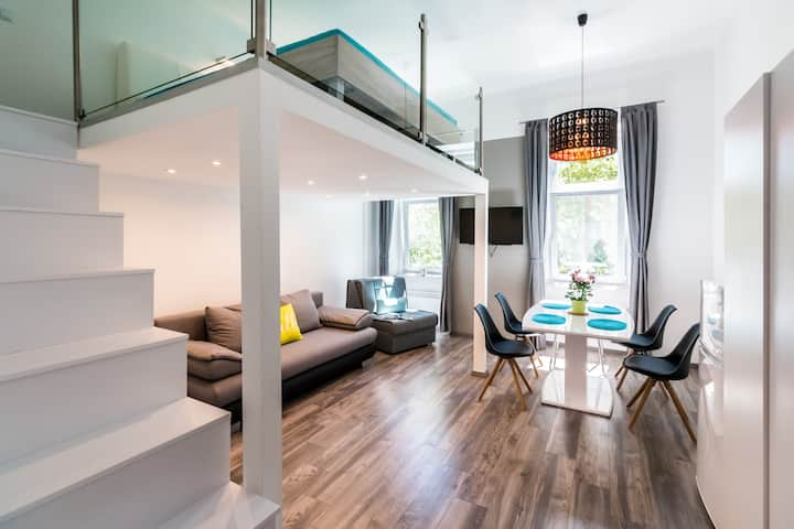 Szondi Cozy Apartment