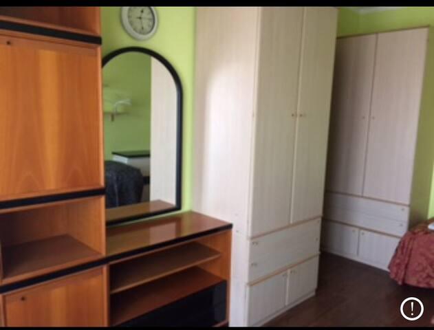 Camera doppia privata