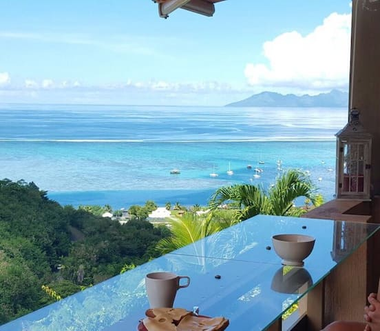 Maeva i Tahiti ! - Punaauia  - Apartment