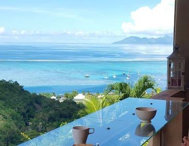 Maeva i Tahiti ! - Punaauia  - Wohnung
