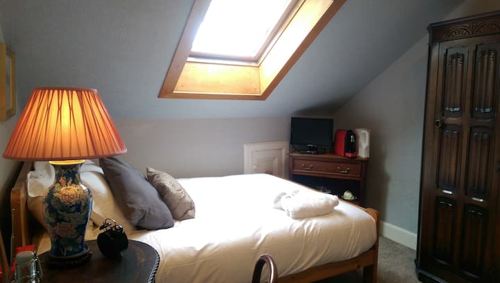 The Hunter Room, Lochinver Guest House