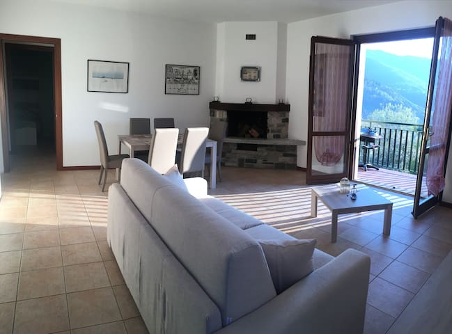 PALANZO Home, Wonderful view, Private Parking - Palanzo - Holiday home