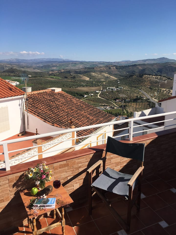Living magical Andalusia at the top of the world
