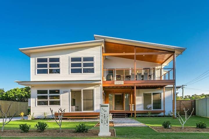 Byron@Belongil 3BR Beach House